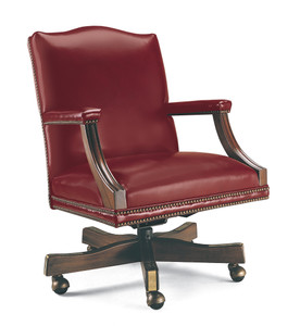 St Timothy QS-634ST Swivel Chair with Knee-tilt Option
