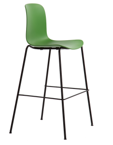Flux Bar Height Stool May Green