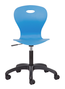 Lotus Task Chair Sky Blue