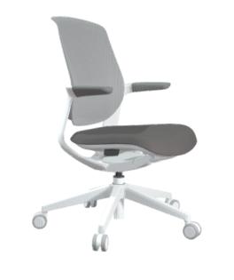 Open Box FLYT Grey Flex Back Grey Seat