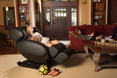 Infinity IT8500 Massage Chair in Black