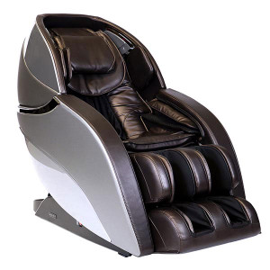 Infinity Genesis Massage Chair Brown and Grey