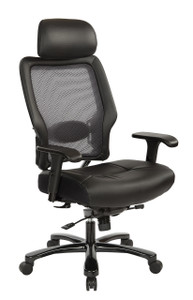 Big & Tall Executive AirGrid Chair