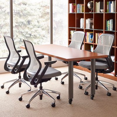 Knoll ReGeneration Quick Ship in office setting