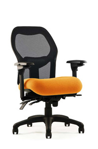 Neutral Posture NPS1500 Minimal Contour Seat Ergonomic Task