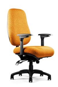 Neutral Posture NPS6800 Minimal Contour Large Seat Ergonomic Task