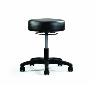 Neutral Posture Stratus Upholstered Urethane Exam Stool