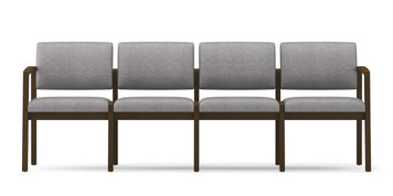 Lenox Open Arm 4-Seat Sofa armless