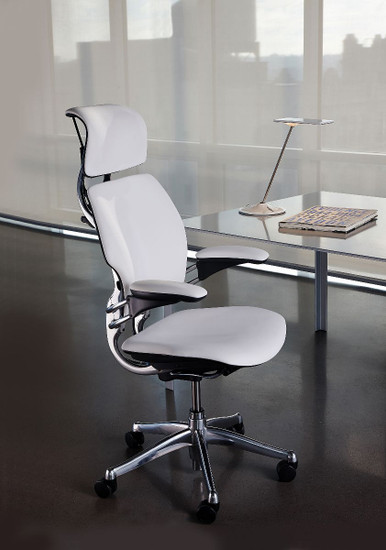 Humanscale Freedom Executive Task Chair in office setting