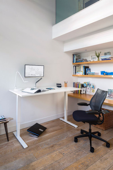 Perfect for a loft or residential work-space not just commercial