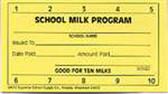 Milk Tickets, 10 Punches (MK10)