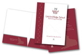 Pocket Folder - 1 Color Printing (F2-1)