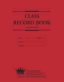 Class Record & Duplicate Plan Book (910-8CD)