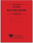 Class Record & Plan Book (910-8L-M117-8C)