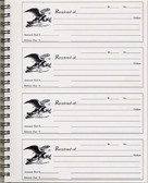 Receipt Book - 2 Part Carbonless (46-876)