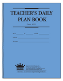 Teachers Daily Plan Book (4222)