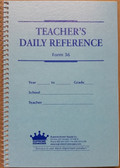 Teachers Daily Reference Planner (36)