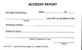 Accident Report (271)