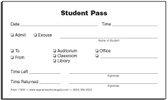 Student Pass, Validate Return Time (118W)