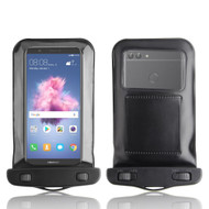 InventCase Waterproof Dustproof Bag Case Cover for Huawei P Smart - Black