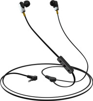 Genuine Official CAT Active Urban Rugged Headphones Earphones - Black (Bulk, No Retail Packaging)