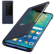 Official Huawei Mate 20 Pro Smart View Flip Cover - Blue - 51992624