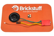Brickstuff Stand-Alone MP3 Sound Module (4MB) for Lego Models - TRUNK89