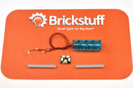 Brickstuff Lego TARDIS Console Lighting Kit / Pulsating Reactor Core Kit - KIT16