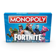 Monopoly E6603 Fortnite Edition Board Game, Multi-Colour, by Hasbro Family Gaming