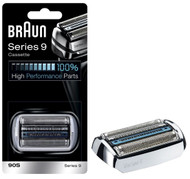 Braun 90S Series 9 Electric Shaver Replacement Foil & Cartridge Silver