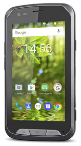 Doro 8020X 4G IP67 UK SIM-Free Unlocked Smartphone - Black