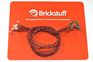 Brickstuff Warm White Pico LED 10-Pack - LEAF01-PWW-10PK