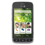 Doro Liberto 820 Mini SIM-Free Smartphone - Black/Steel  - 6707