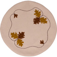 Fall Medley Nutmeg Candle Mat