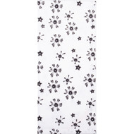 Star Stamp White Towel