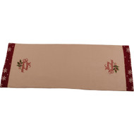 Merry Christmas Osenburg Table Runner