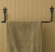 STAR TOWEL BAR 16""