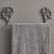 FLOWERING DOGWOOD TOWEL BAR 16