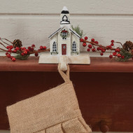 CHURCH STOCKING HANGER