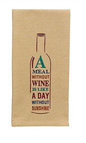 A MEAL WITHOUT WINE D/T
