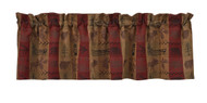HIGH COUNTRY VALANCE 72X14