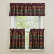 MOUNTAIN BEAR VALANCE 72X14
