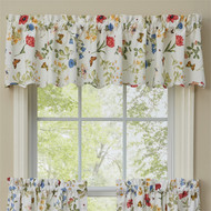WILDFLOWER VALANCE 72X14