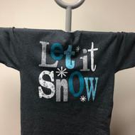 Let It Snow L/S Tee