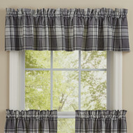 Grey Area Valance 72X14