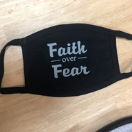 Mask, Faith Over Fear