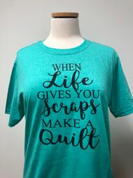 Scraps (Font) T-Shirt