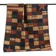 Patriotic Patch Throw 60x50