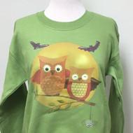 Hallow Owl Sweatshirt