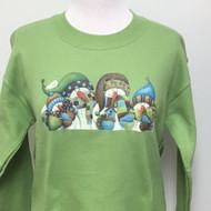 Snowman & Birdies Sweatshirt